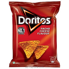 Dorotos Nacho Cheese Flavor Chips 110g By Doritos|Globalfoods at Kapruka Online for specialGifts