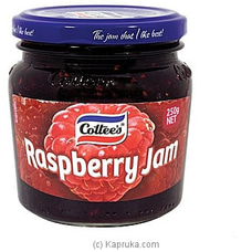 Cottees Raspberry Jam 250g By Cottees|Globalfoods at Kapruka Online for specialGifts