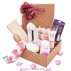 To My Beauty Queen Gift Set By NA at Kapruka Online for specialGifts