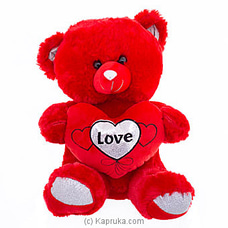 Love Hugs Teddy Bear By Huggables at Kapruka Online for specialGifts