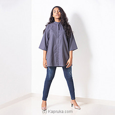 Oversized Button down  JAN 011 By Zie at Kapruka Online for specialGifts
