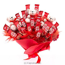 Grand Kit Kat By Sweet Buds at Kapruka Online for specialGifts
