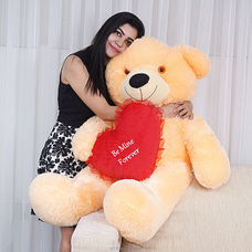 Be Mine Forever Giant Teddy By Huggables at Kapruka Online for specialGifts