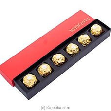 6 Piece Ferrero With Love at Kapruka Online