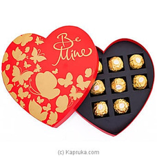 Be Mine 10 Piece Ferrero Chocolates at Kapruka Online