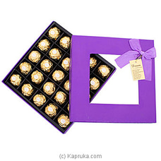 Sweetest Angel 25 Piece Ferrero Chococlate Box By Ferrero Rocher at Kapruka Online for specialGifts