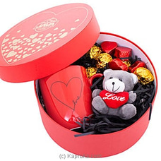 Java Remeberance Of You Chocolates With Teddy And Mug By Java at Kapruka Online for specialGifts