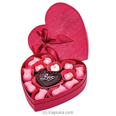 Rose Heart Box at Kapruka Online