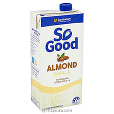 So Good Almond Milk Vanilla 1L By Sanitarium|Globalfoods at Kapruka Online for specialGifts