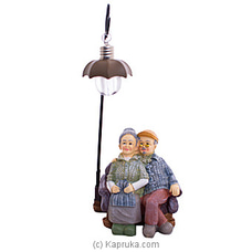 Lets Grow Old Together Old Couple Ornament at Kapruka Online
