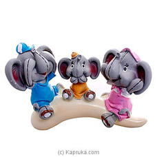 Elephant Family By Habitat Accent at Kapruka Online for specialGifts