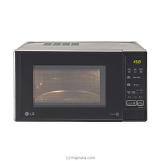 LG 20L Solo Microwave Oven LGMO2043DB By LG at Kapruka Online for specialGifts
