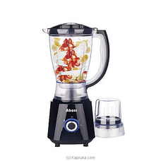 Abans Blender With Grinder Black ABBLBL468AB at Kapruka Online