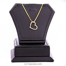 Mallika Hemachandra 22kt Gold Pendant (P176/1) By Mallika Hemachandra Jewellers at Kapruka Online for specialGifts
