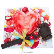 Shangri-La The Heartbreaker Chocolate By Shangri La at Kapruka Online for specialGifts