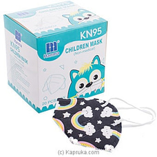 Children Mask KN95 - 20 Mask Pack By NA at Kapruka Online for specialGifts
