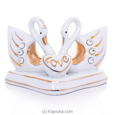 Swan Ornament By Habitat Accent at Kapruka Online for specialGifts