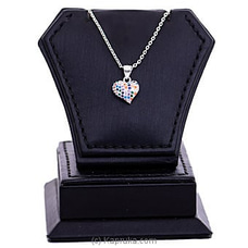 Cubic Zirconia Pendant - STP1100 By Stone N String at Kapruka Online for specialGifts