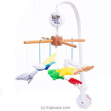 Baby Bed Rattle Toy With Music Of Sinhala Sleeping Songs By First Smile at Kapruka Online for specialGifts
