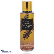Victoria`s Secret Coconut Passion Noir 250ml By Victoria Secret at Kapruka Online for specialGifts