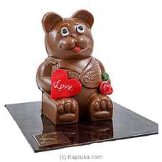 Love Struck Teddy Bear, Chocolate Brown (GMC) By GMC at Kapruka Online for specialGifts