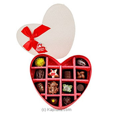 Pure Love (Heart) 12 Piece Chocolate Box (GMC) By GMC at Kapruka Online for specialGifts