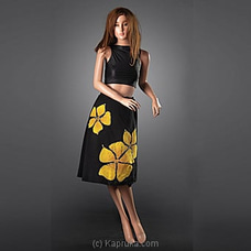 Amazing Araliaya - Vibrant Yellow Wrap at Kapruka Online