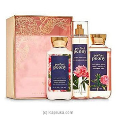 Bath And Body Works Perfect Peony Gifts Set By BBW at Kapruka Online for specialGifts