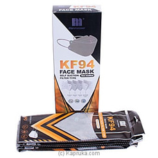 KF 94 Ladies` Fashionable FACE MASK- 10 Pcs Box By NA at Kapruka Online for specialGifts