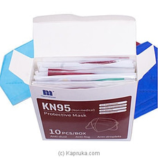 KN 95 Protective Masks- 10 Pcs Pack- By NA at Kapruka Online for specialGifts