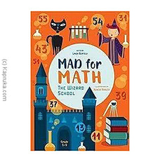 Mad For Math ? The Wizard School By Big Bad Wolf at Kapruka Online for specialGifts