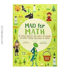 Mad For Math ? Fairy World at Kapruka Online