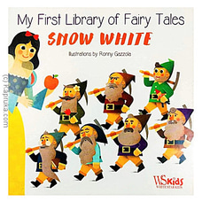 Fairy Tales ? Snow White (Board Book) By Big Bad Wolf at Kapruka Online for specialGifts
