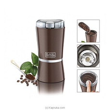 Black - Decker Coffee Grinder at Kapruka Online