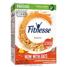 NESTLE FITNESSE Fruits Breakfast Cereal 230g Box at Kapruka Online