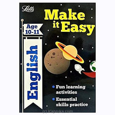 Letts Make It Easy- English Age 10-11 By Big Bad Wolf at Kapruka Online for specialGifts
