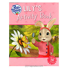 Lily`s Activity Book at Kapruka Online