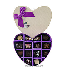 14 Piece Chocolate Box Purple Heart (GMC) By GMC at Kapruka Online for specialGifts