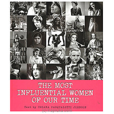 The Most Influential Women Of Our Time By Big Bad Wolf at Kapruka Online for specialGifts