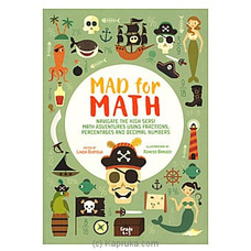 Mad For Math ? High Seas By Big Bad Wolf at Kapruka Online for specialGifts