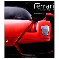 Ferrari ? An Italian Legend ? By Big Bad Wolf at Kapruka Online for specialGifts