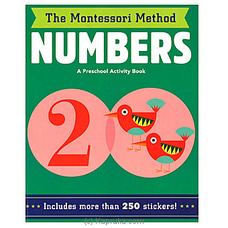 The Montessori Method - Numbers (Kit) By Big Bad Wolf at Kapruka Online for specialGifts