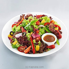 Fruity Salad With Strawberry Vinaigrette at Kapruka Online