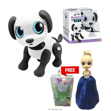 Puppy Bot- Robot Toy Dog By Brightmind at Kapruka Online for specialGifts