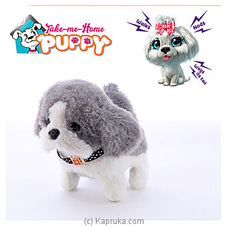 Take Me Home Puppy Toy By Brightmind at Kapruka Online for specialGifts