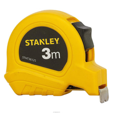 Stanley SHORT TAPE RULES 3M/10` X 13MM (ECO) OGS-STHT36125-812 By Stanley at Kapruka Online for specialGifts