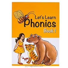 Let`s Learn Phonics Book 1 By M D Gunasena at Kapruka Online for specialGifts