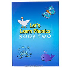 Let`s Learn Phonics Book 2 By M D Gunasena at Kapruka Online for specialGifts