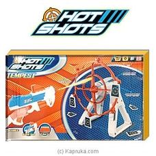 Hot Shots- Tempest Shooting Target By Brightmind at Kapruka Online for specialGifts