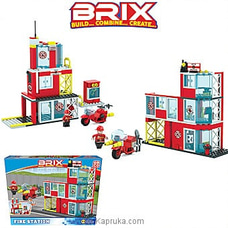 Brix- Fireman Series By Brightmind at Kapruka Online for specialGifts